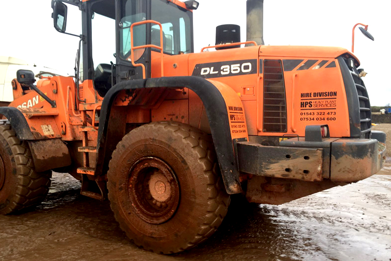 Hire | Heavy Plant Services